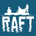 Raft PC - logo gry