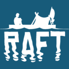 Raft PC - logo gry