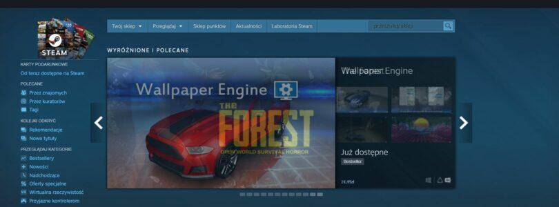 Jak pobrać i zainstalować Steam?