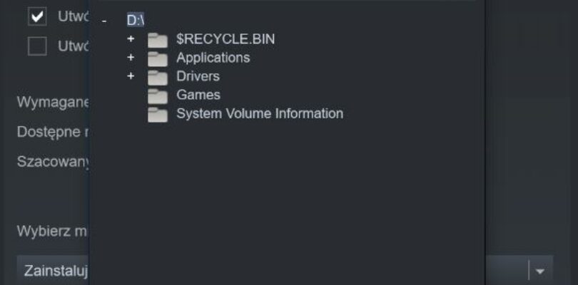 Gdzie Steam instaluje gry?