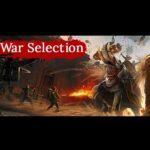 War Selection